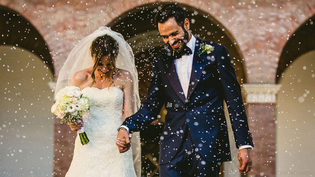 Foto e Video matrimonio Castello Borghese Nettuno