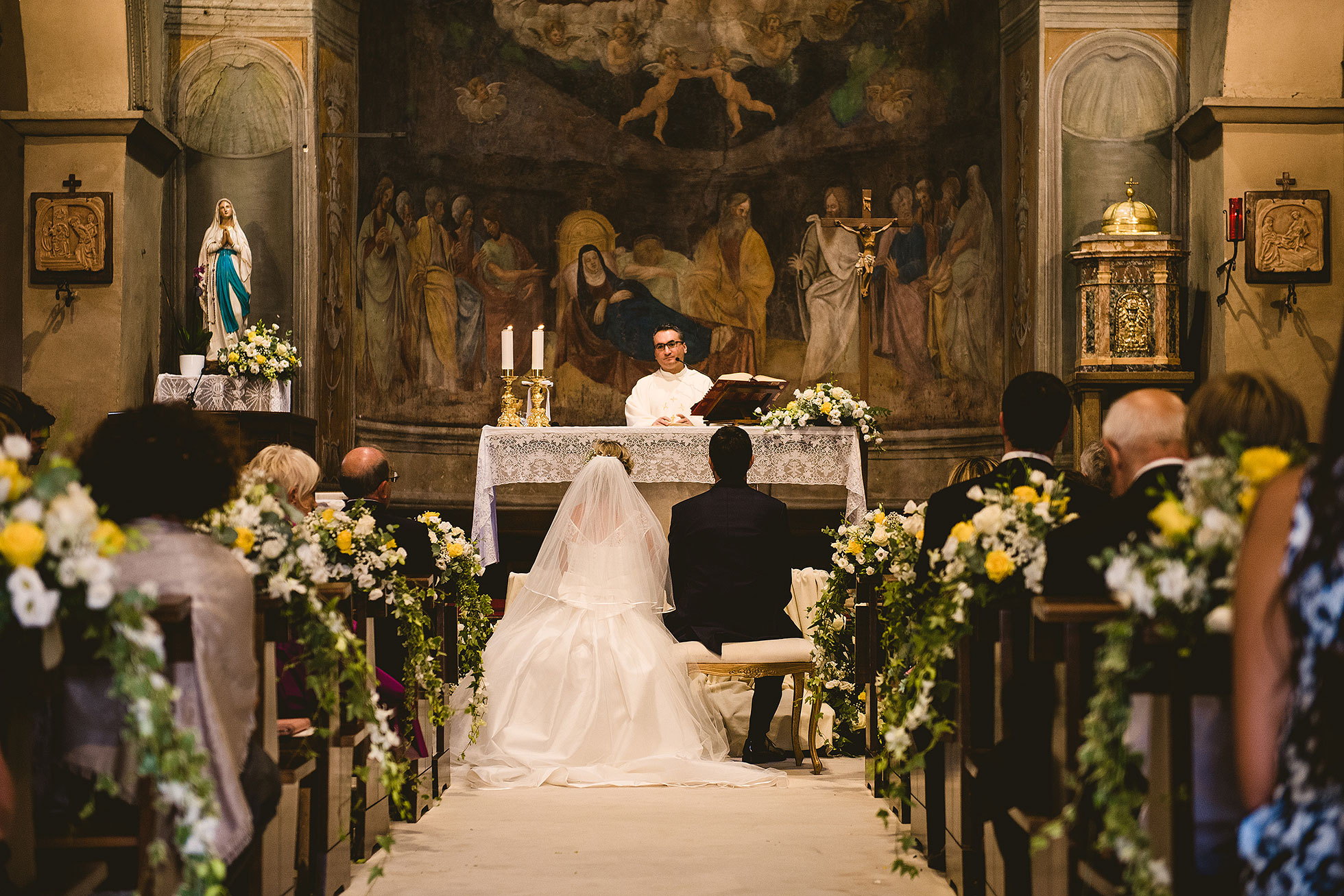 matrimonio le sette fonti