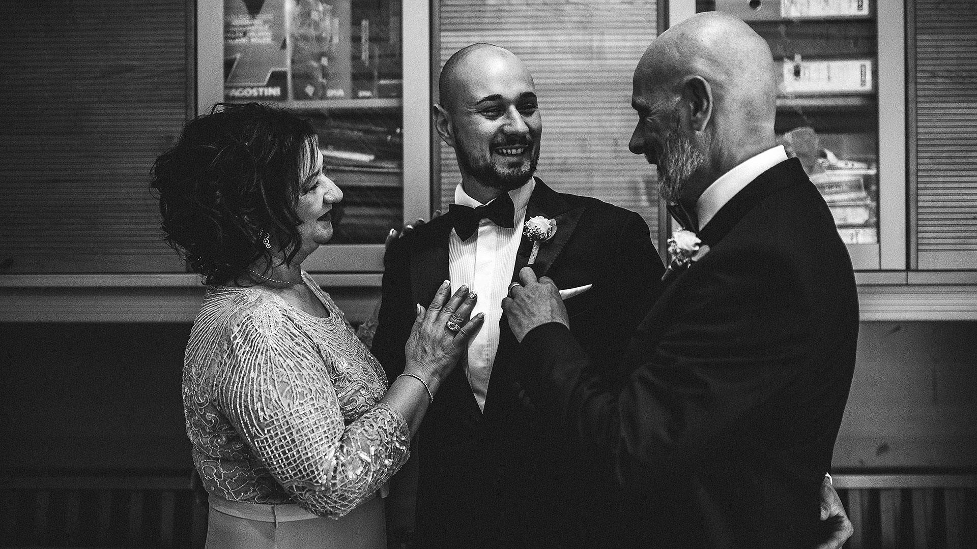 Matrimonio Tenuta di Polline