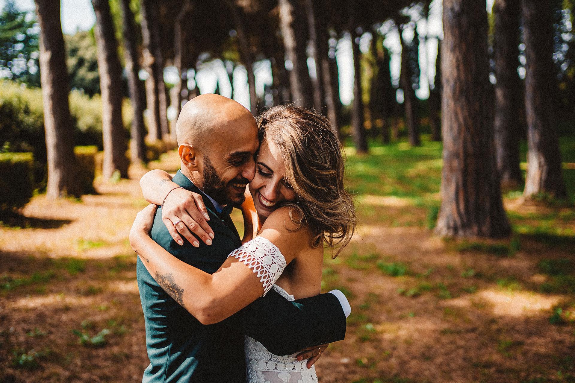 matrimonio villa lina