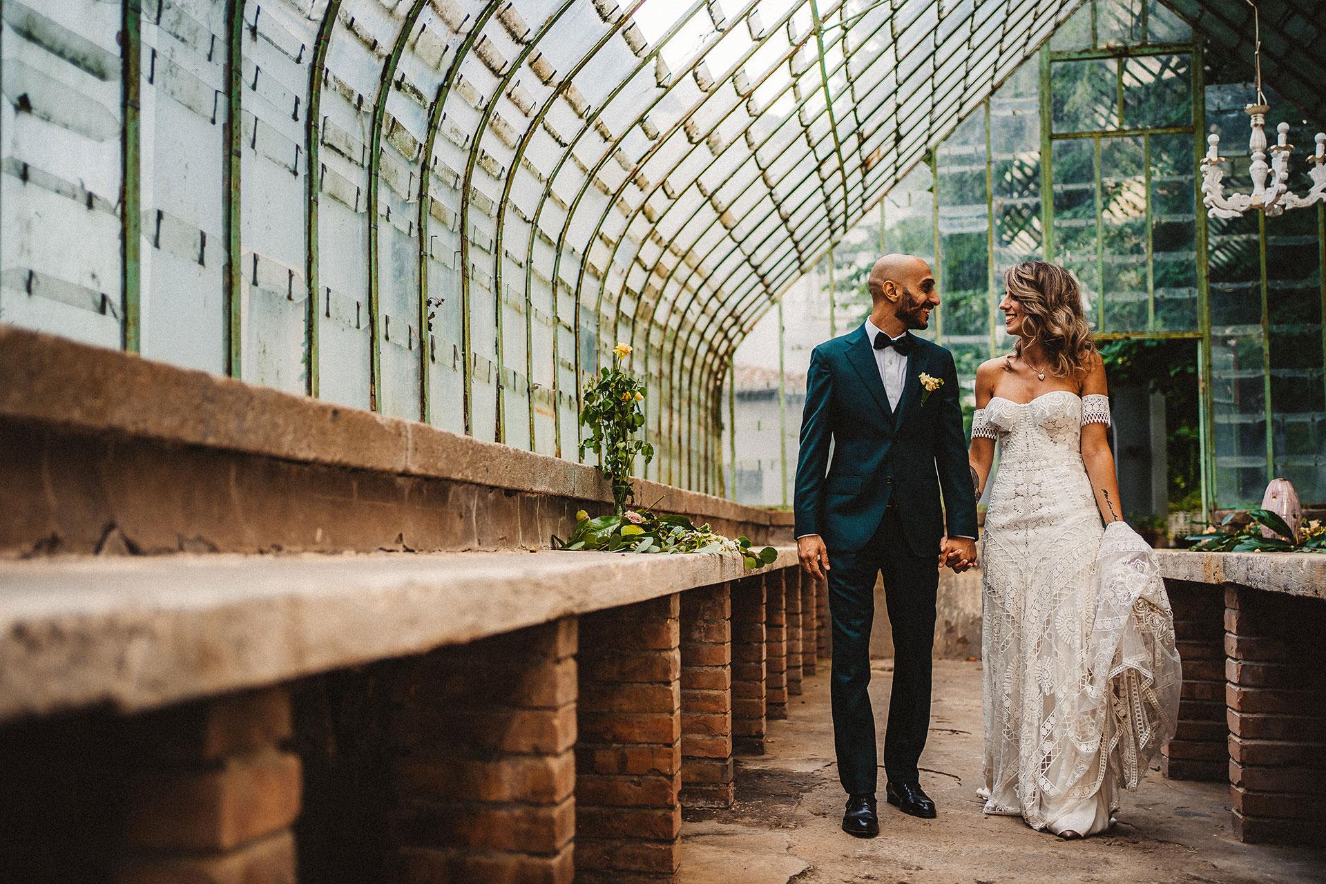 Matrimonio a Relais Villa Lina