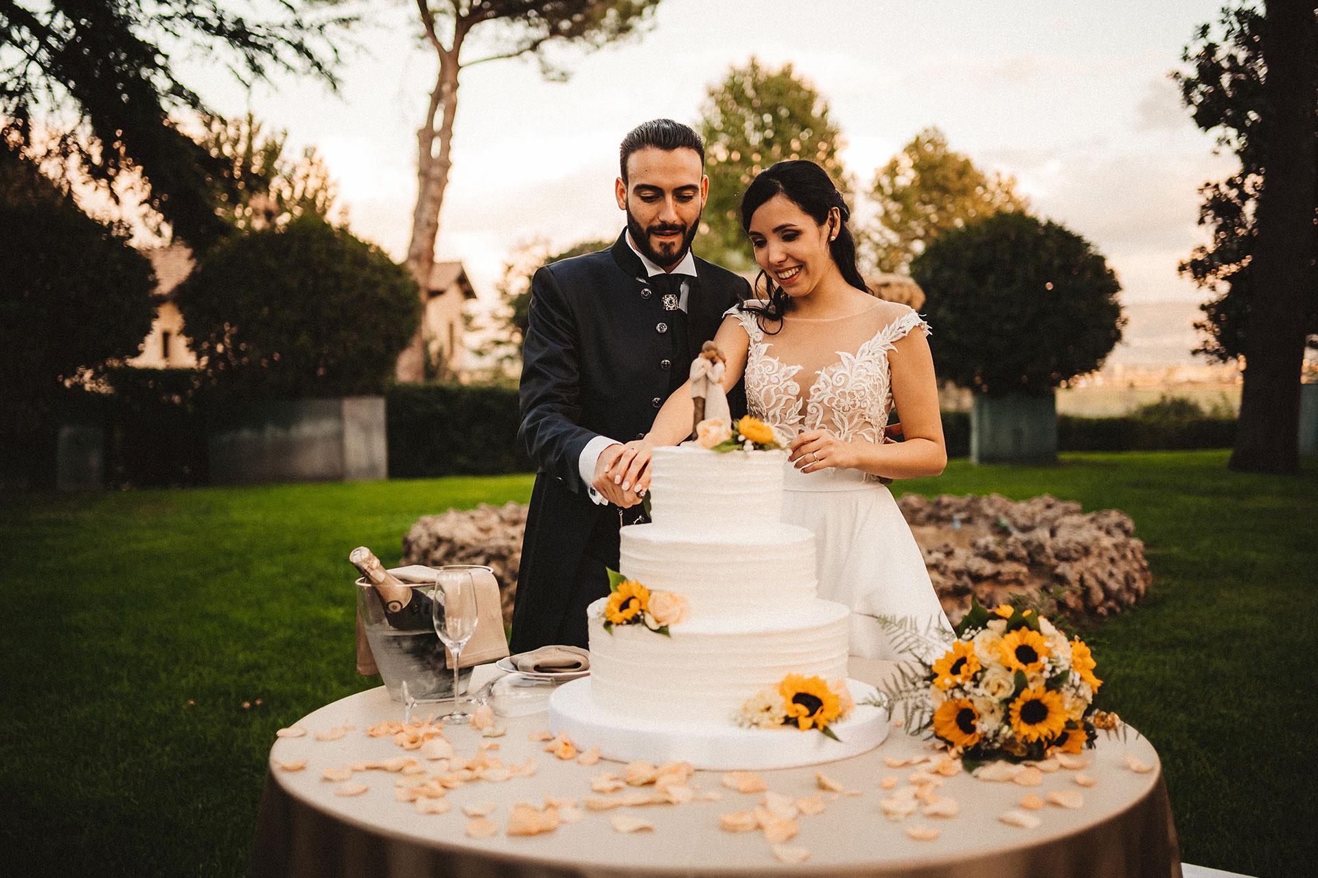 video Matrimonio Tenuta Sant'Antonio