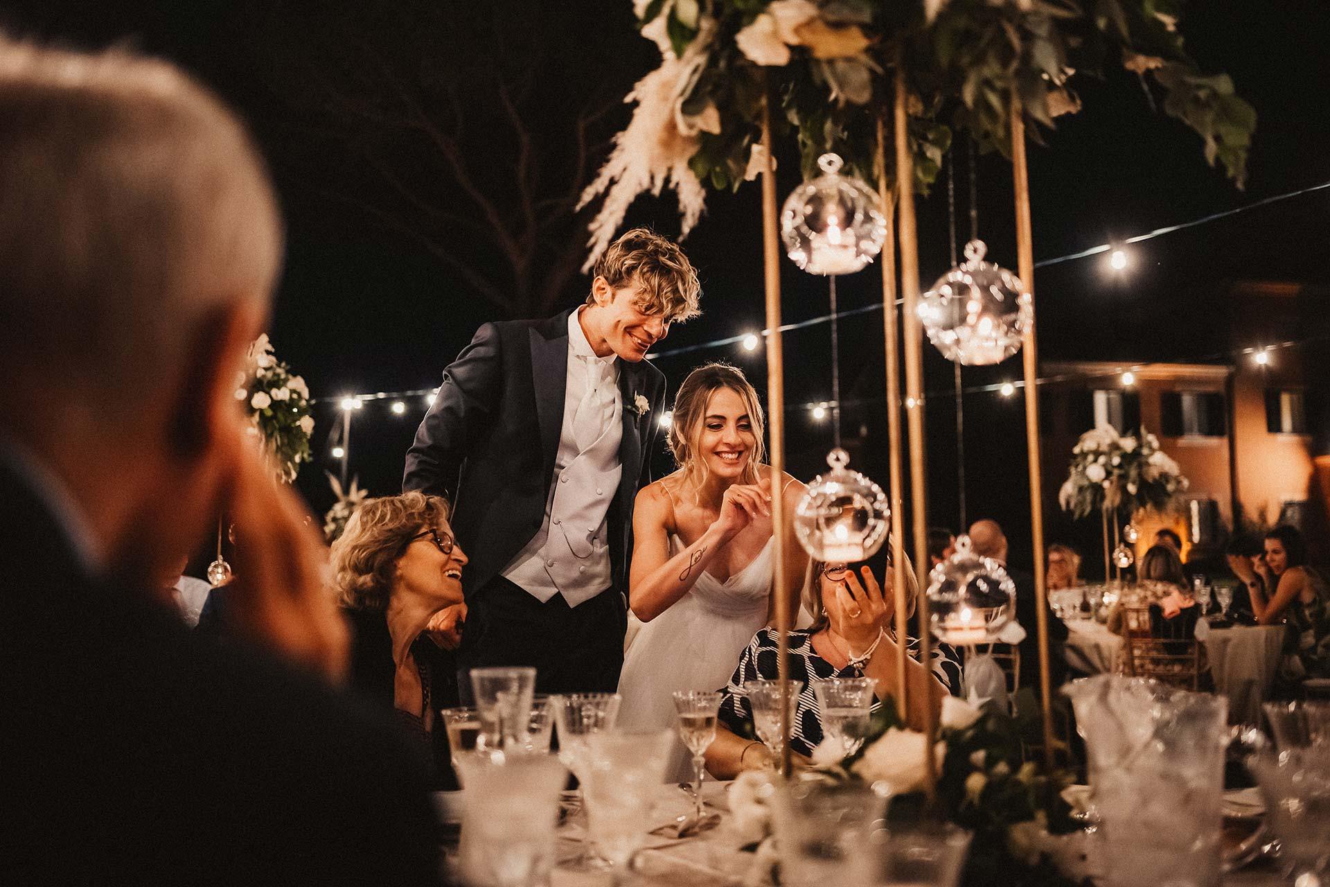matrimonio a villa di fiorano